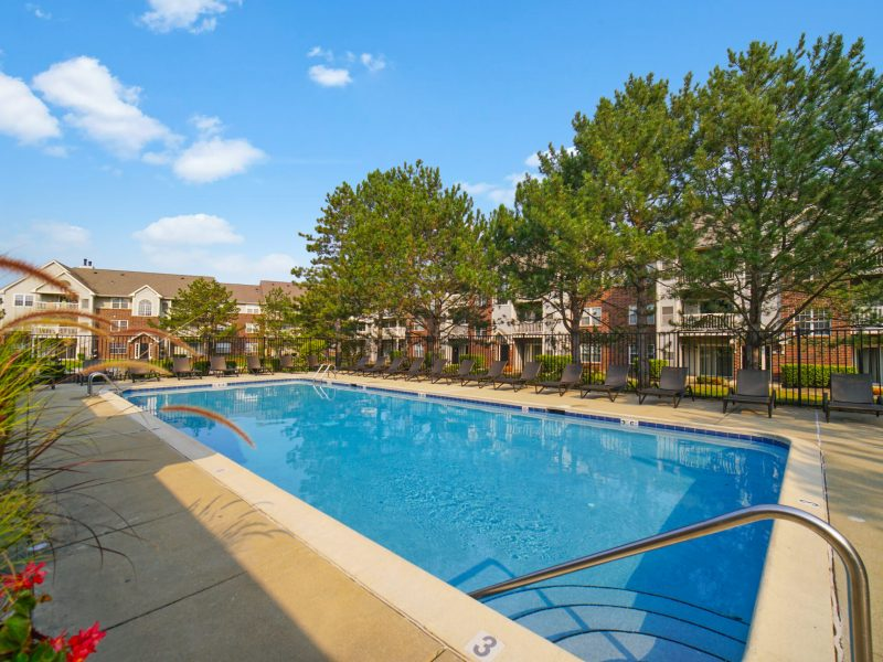 TGM Danada Apartment First Swimming Pool