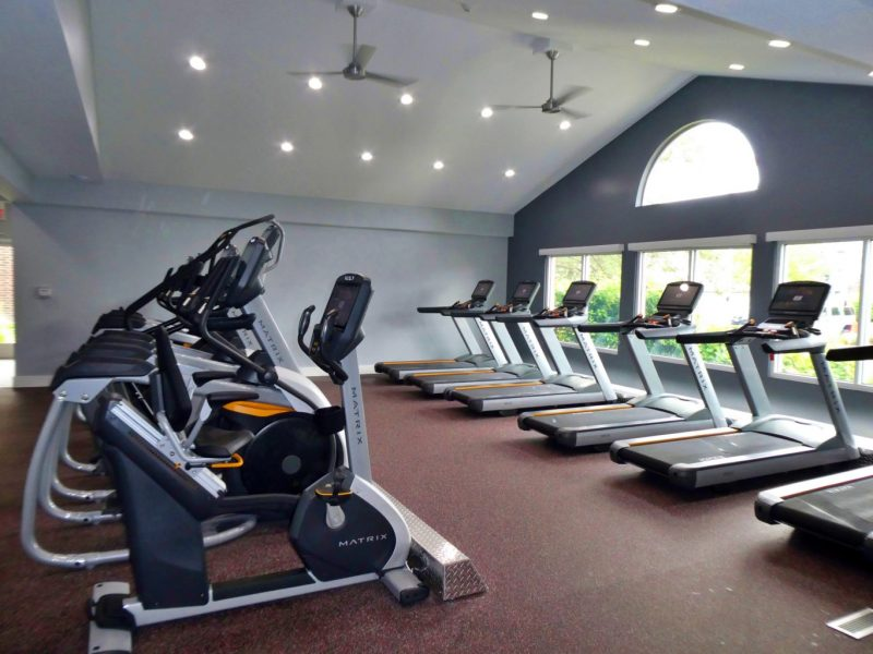 TGM Danada Apartment Fitness Gym 2