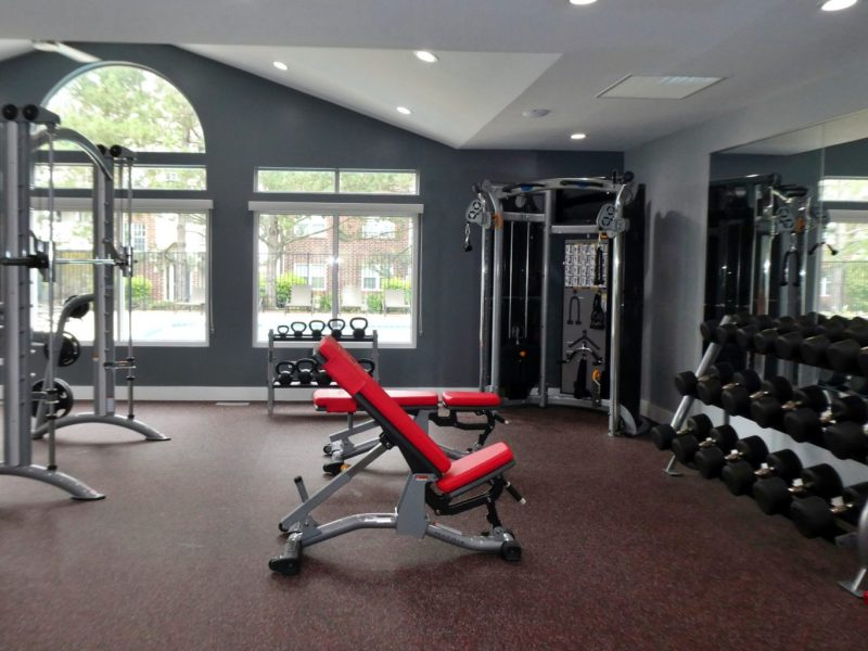 TGM Danada Apartment Fitness Gym 3