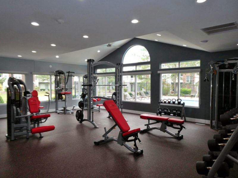 TGM Danada Apartment Fitness Gym 4