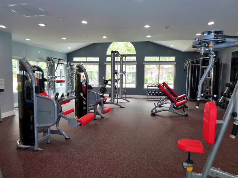 TGM Danada Apartment Fitness Gym 5