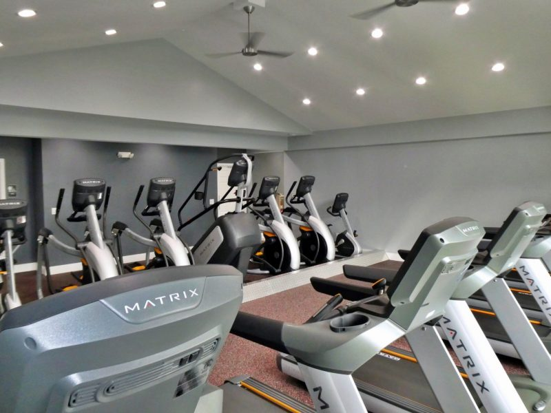 TGM Danada Apartment Fitness Gym